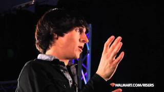 Mitchel Musso on Risers - Collaboration