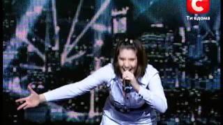 Х-фактор (Одесса) | Екатерина Пуйческу
