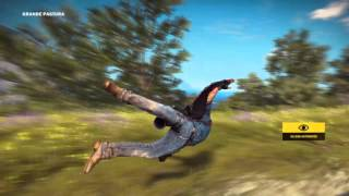 Just Cause 3 (R.I.P. le micro)
