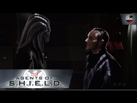 Marvel's Agents of S.H.I.E.L.D - Hive's True Form