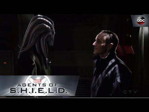 Marvel's Agents of S.H.I.E.L.D - Hive's True Form - YouTube