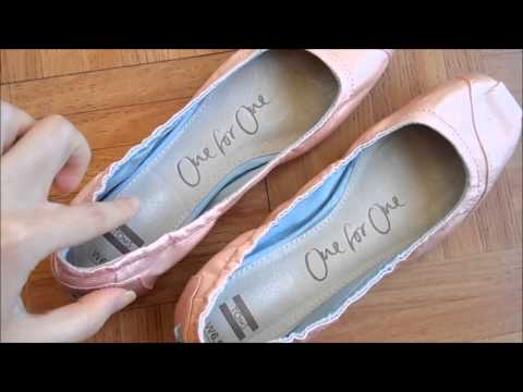 Toms warehouse sale haul 2014