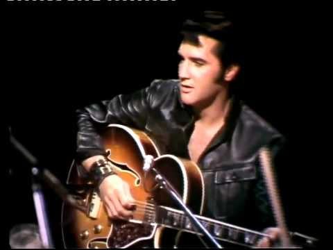 Elvis Presley - Baby, What You Want Me To Do  (HQ)
