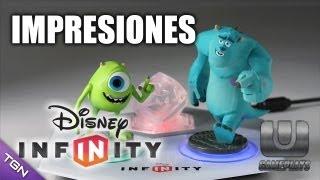 Impresiones Disney Infinity | Wii U | Español HD
