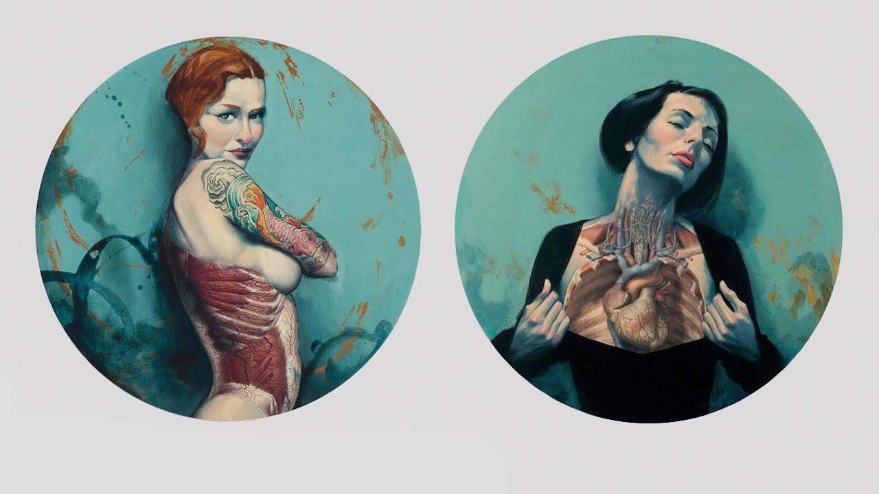 anatomisti Arte anatomica 4 - by Fernando Vincente Pubblicazione incerta © dell'autore, tutti i diritti riservati