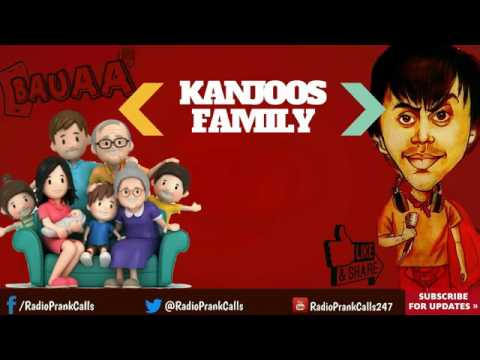Funny call ...from kanjoos family member