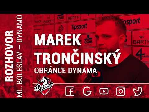 ROZHOVOR | Obránce MAREK TRONČINSKÝ po jednobodové prohře v Mladé Boleslavi
