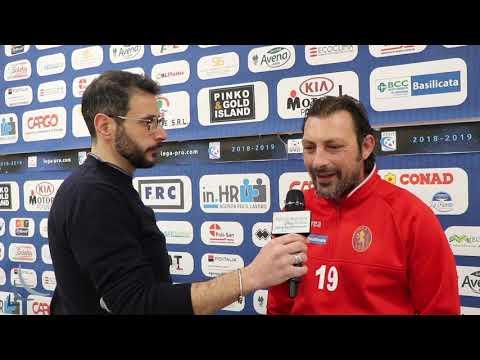 Intervista a mister Raffaele (Potenza Calcio)Inter...