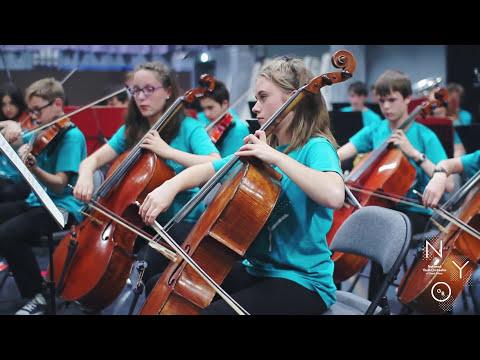 NYO Inspire Orchestra: La Strada by Nino Rota (Full Version)