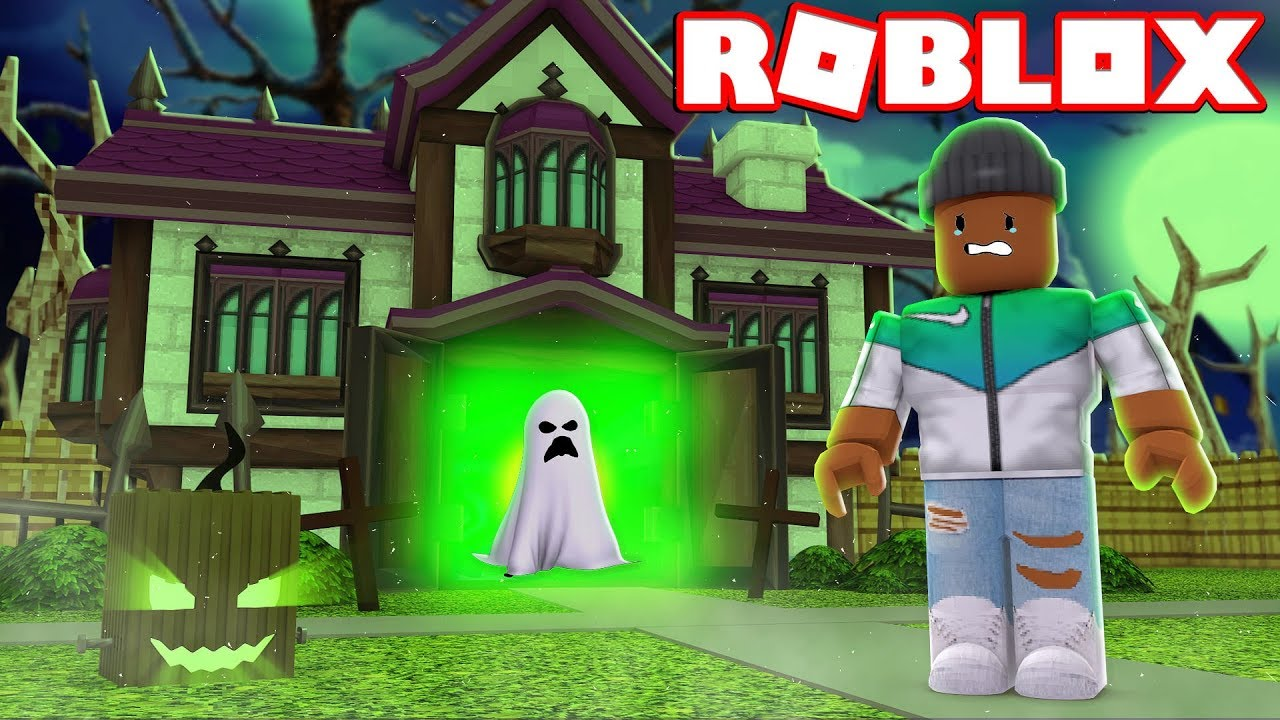 New Escape The Haunted House In Roblox Youtube