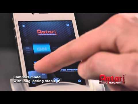 Antari IPhone Fogger