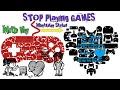 Stop playing games with my heart WhatsApp Status Video
