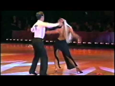 The 2000 IDSF World Amatuer Latin Championships (Miami)