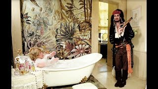 ✨НЕОБЫЧАЙНО ХОРОША!✨Примадонна снялась обнаженной в ванне собственного замка для шоу «МаксимМаксим»✨
