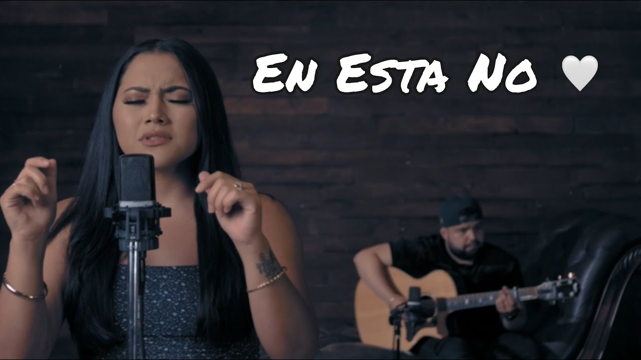 En Esta No - Sin Bandera - Jessica Ballesteros (cover)