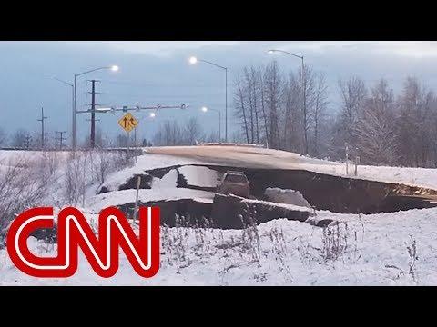 7.0 earthquake hits near Anchorage, Alaska Mp3
