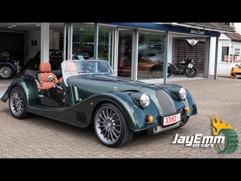 The All-New Morgan Plus Six Is A Caterham, All Growed Up (Review)