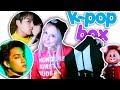 ОБЗОР ПОСЫЛКИ KPOP BOX BTS EXO ARI RANG mp3