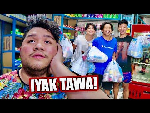 I'LL BUY EVERYTHING YOU CAN CARRY (GWAPONG BINATA Naman Ang HAHAKOT!!!)