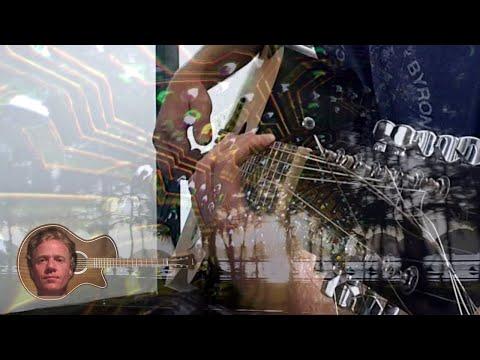 DADGAD 12 String Acoustic Guitar Improvisation by Ylia Callan