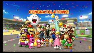 Mario Kart Wii Ending & Credits P17