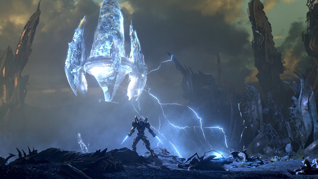StarCraft II: Legacy of the Void nuovo trailer in Cinematica e data di uscita
