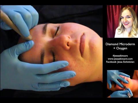 Aesthetician School Esthetician Education | Diamond Microdermabrasion + Oxygen Facial