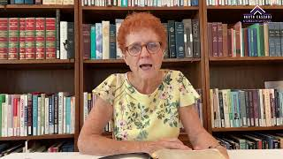 Bible Study with Pastor Marcia * Revelation 20
