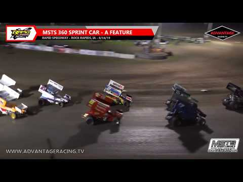MSTS 360 Feature - Rapid Speedway - 6/14/19