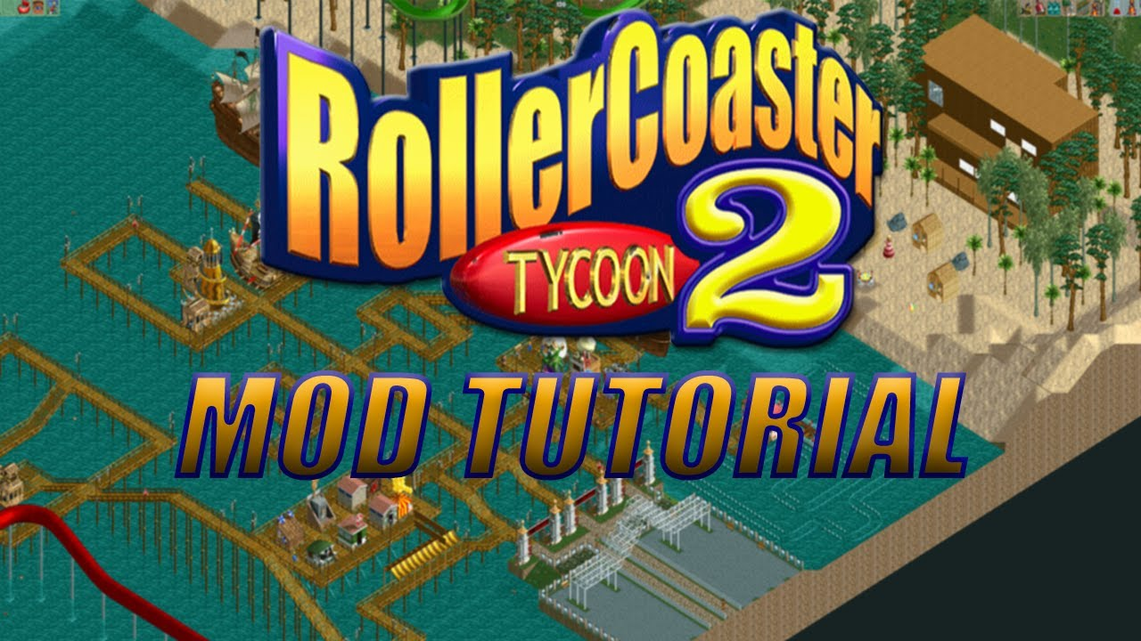 How to Install RollerCoaster Tycoon 2 Mods