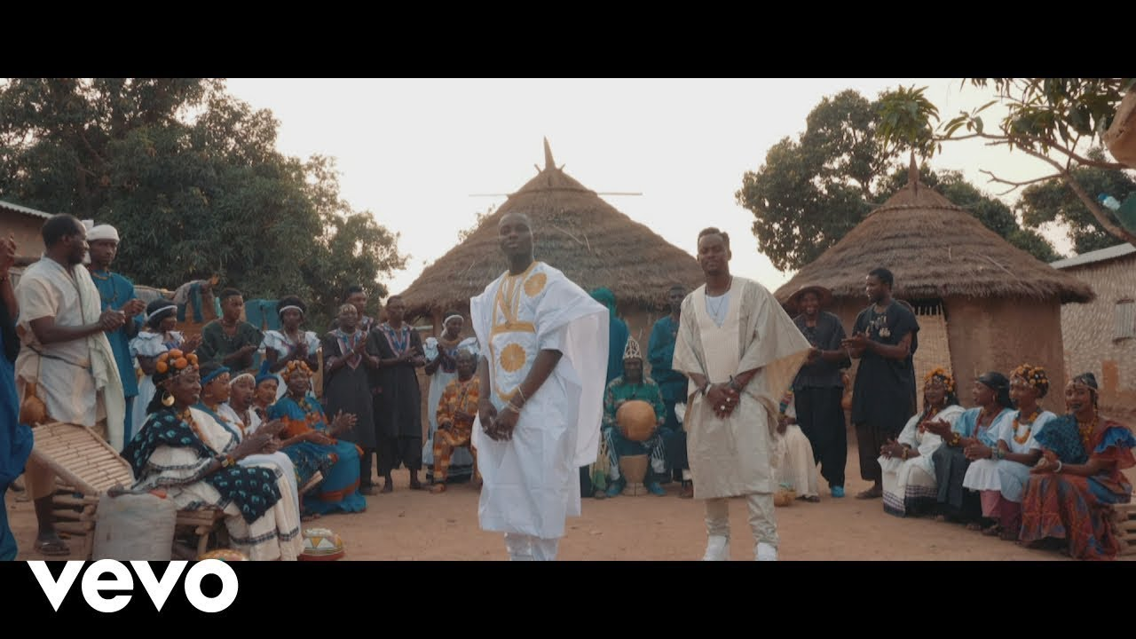 Black M - Mama (Clip officiel) ft. Sidiki Diabaté