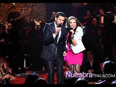 Thalía Feat Michael Bublé - Mis Deseos /Feliz Navidad