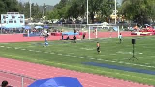 Pasadena Running Roses 2014 Invitational Boys 15-16 1500m - Alexander Hirsch