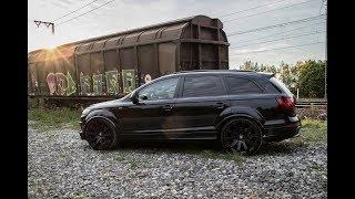 Tuning - Black Audi Q7 Turbo | S-Line - Peformance