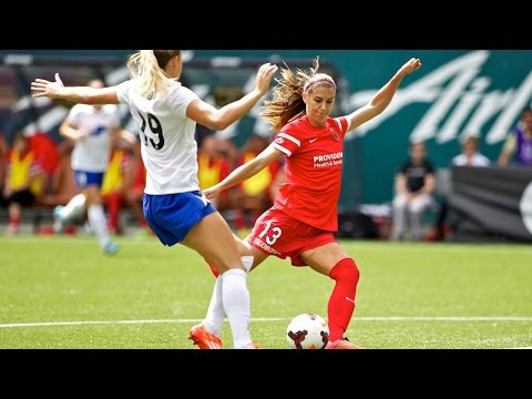 Thorns FC 6, Breakers 3 | NWSL Match Highlights