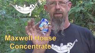 Maxwell House Ice Coffee Concentrate