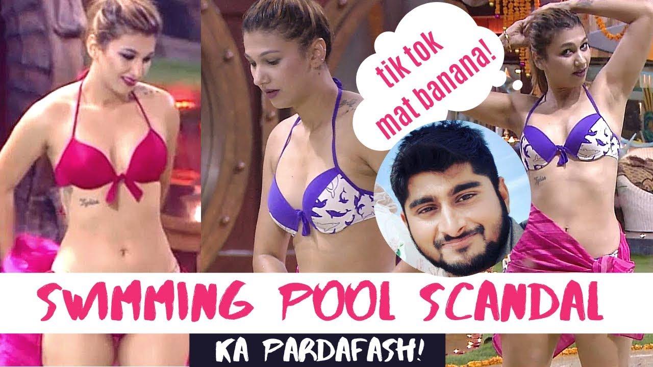 Download Jasleen Matharu vs. Deepak Thakur (Tik Tok Video Scandal) - who's right who's wrong?   Pardafash