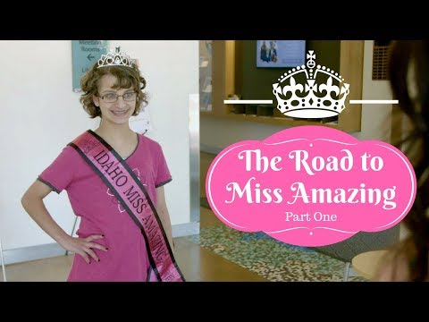 Miss Amazing: Beauty Pageant for Girls with Disabilities - Part 1
