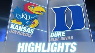 Kansas vs. Duke | 2014 ACC Football Highlights