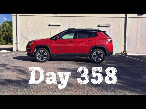 2018 Jeep Compass  | an average guy's review