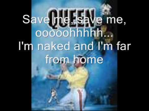 QUEEN - SAVE ME LYRICS - SONGLYRICS.com