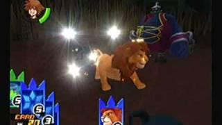 Kingdom Hearts Re:Chain of Memories English - Part 10 - Wonderland (Proud Mode)