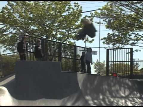 Robby Echo Skating