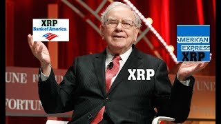 #XRP BOA  Buffett seeks to boost stake 10% In Ripple Partners. The Worlds Assets on the Ripple ILP