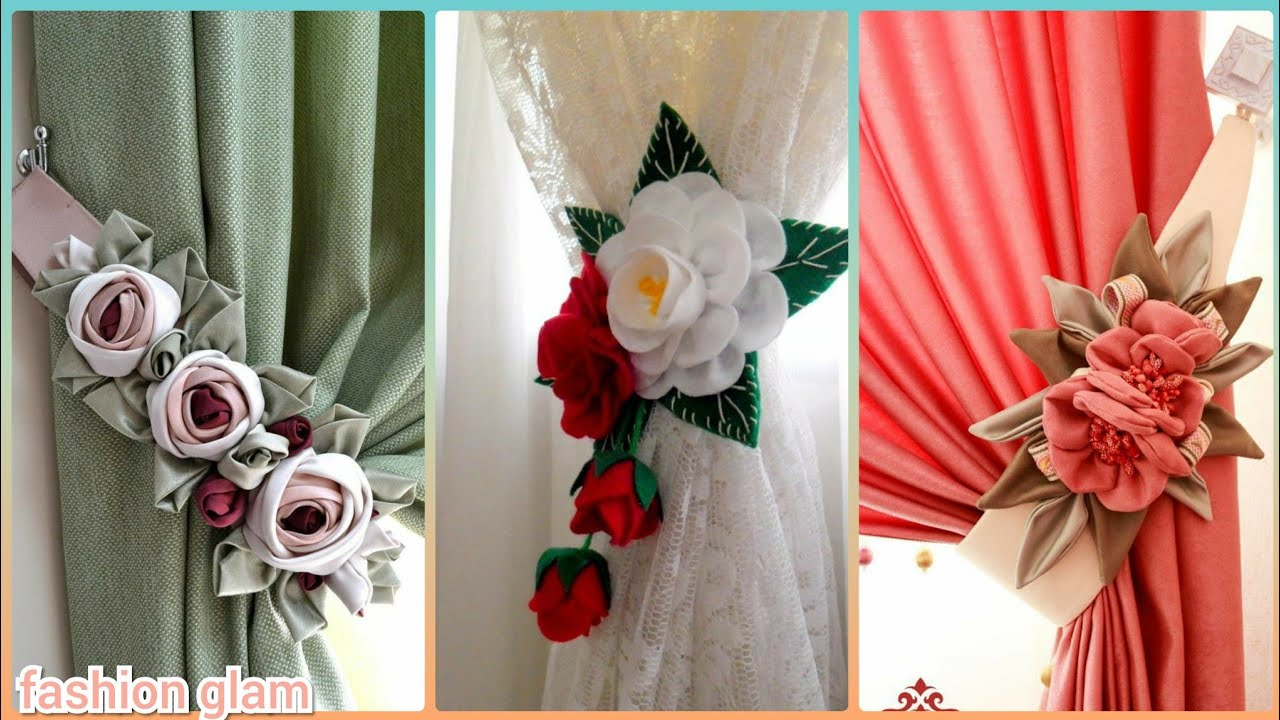 floral tie back silk flowers curtains holders fabric flowers tie back nursery curtains tie back