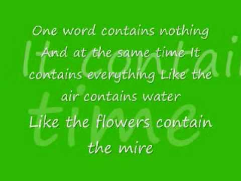 Una Palabra
