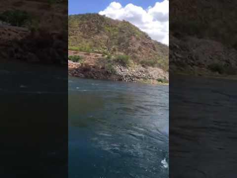 Perigos Do Rio Sao Francisco. .redemoinhos
