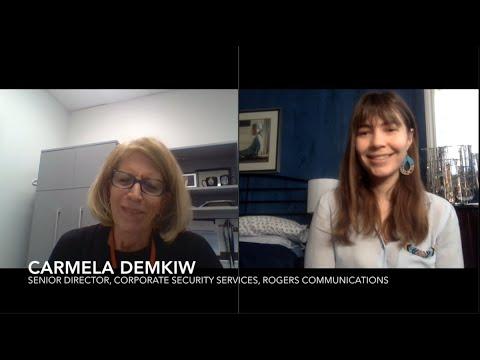 On The Clock: Carmela Demkiw, Rogers Communications
