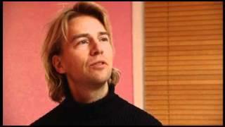 Antonie Kamerling praat over zijn liefde voor Isa Hoes.