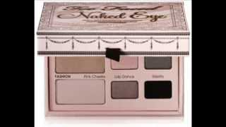 Too Faced Cosmetics, Naked Eye Palette, 0 36 ounce Thumbnail